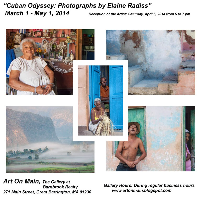 Cuban Odyssey: Photography by Elaine Radiss