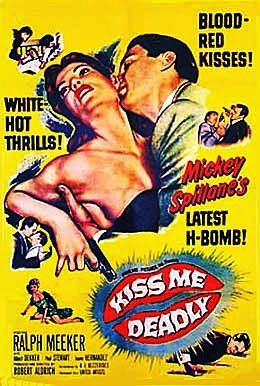 El beso mortal | 1955 | Kiss Me Deadly