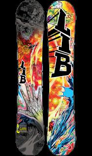 2012 Lib Tech Travis Rice Pro Snowboard