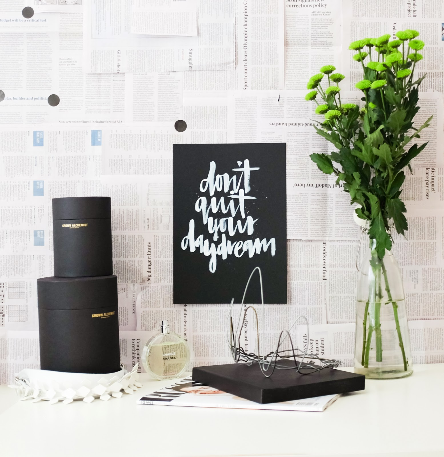 Inspiration from Jasmine Dowling | Do What You F****** Love