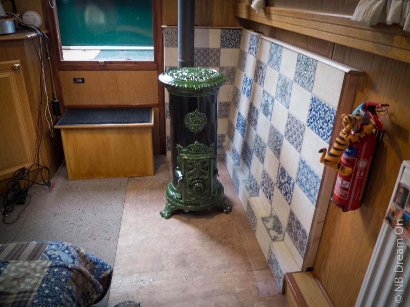 Poele A Bois Pour Bateau - Narrowboat Dream On Po u00ealeà boisà bord du narrowboat (Episode 8) trouver l'installateur