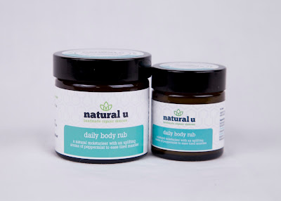 Natural u body rub