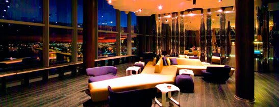Nightlife in catalonia eclipse bar hotel w for W barcelona bar
