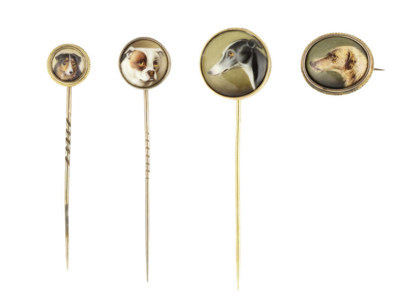 Miniature Enamels at Maison Dog