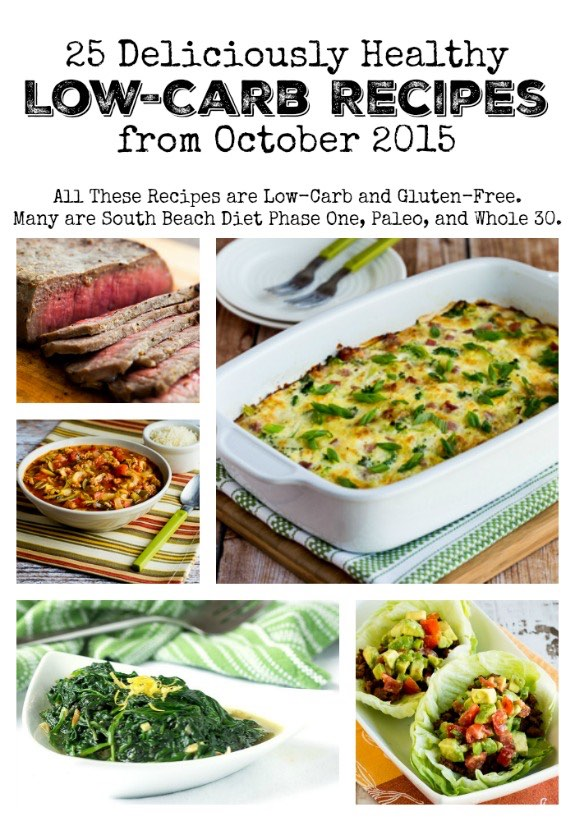 25 deliciously healthy low carb recipes from october recipes for October recipes