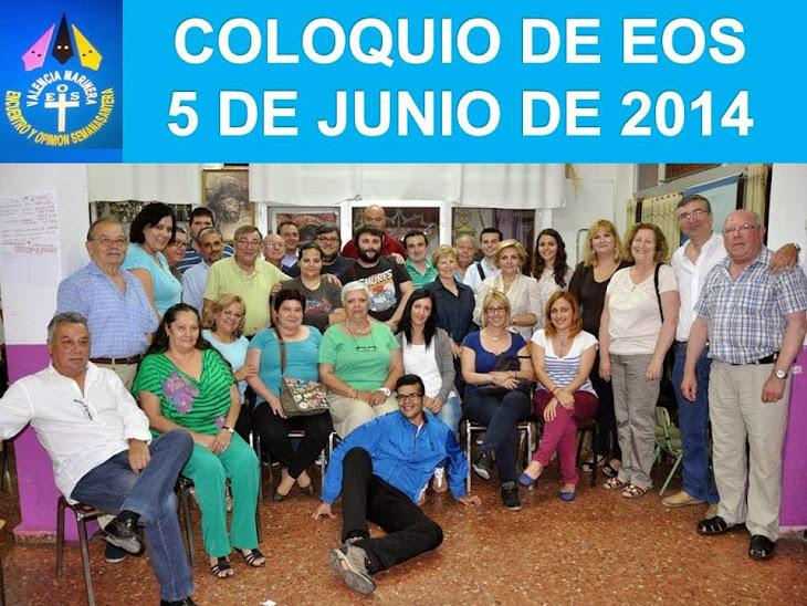 COLOQUIO JUNIO 2014