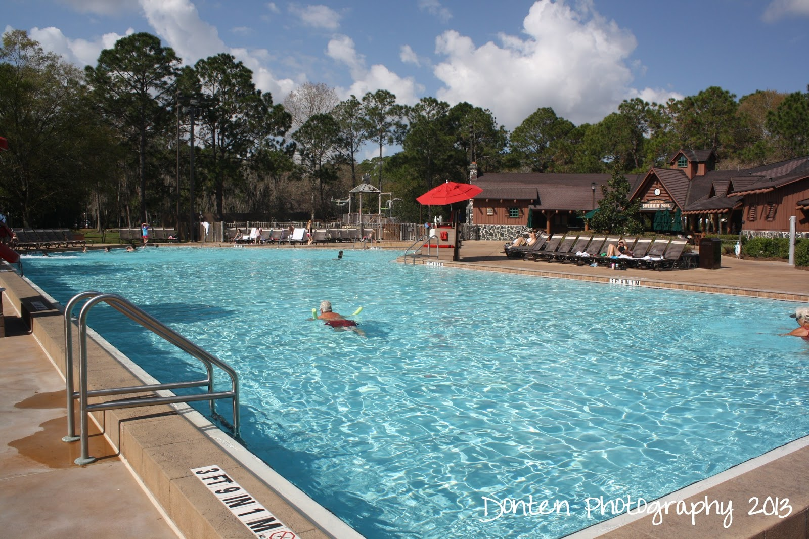 Photo Of The Day Meadows Swimming Pool Donten Photography