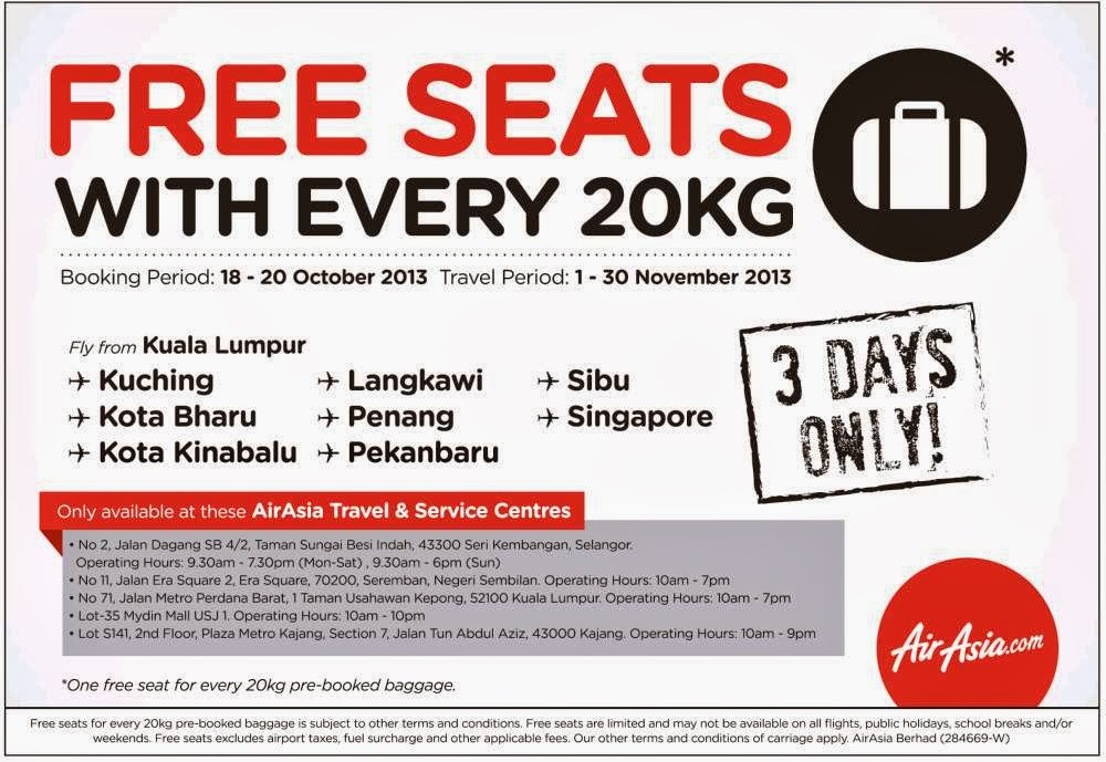 how to add on baggage airasia