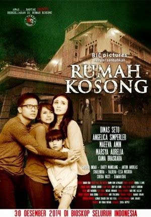 Film Rumah Kosong 2014 di Bioskop