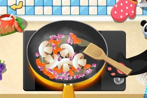 Restaurante del Dr. Panda para smartphone y tablet