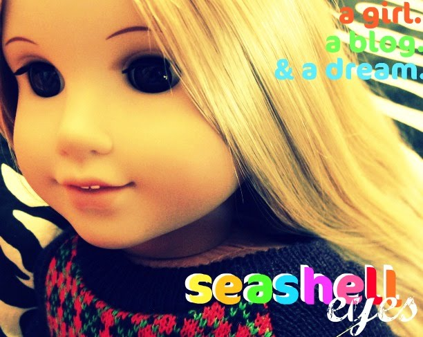 Seashell Eyes