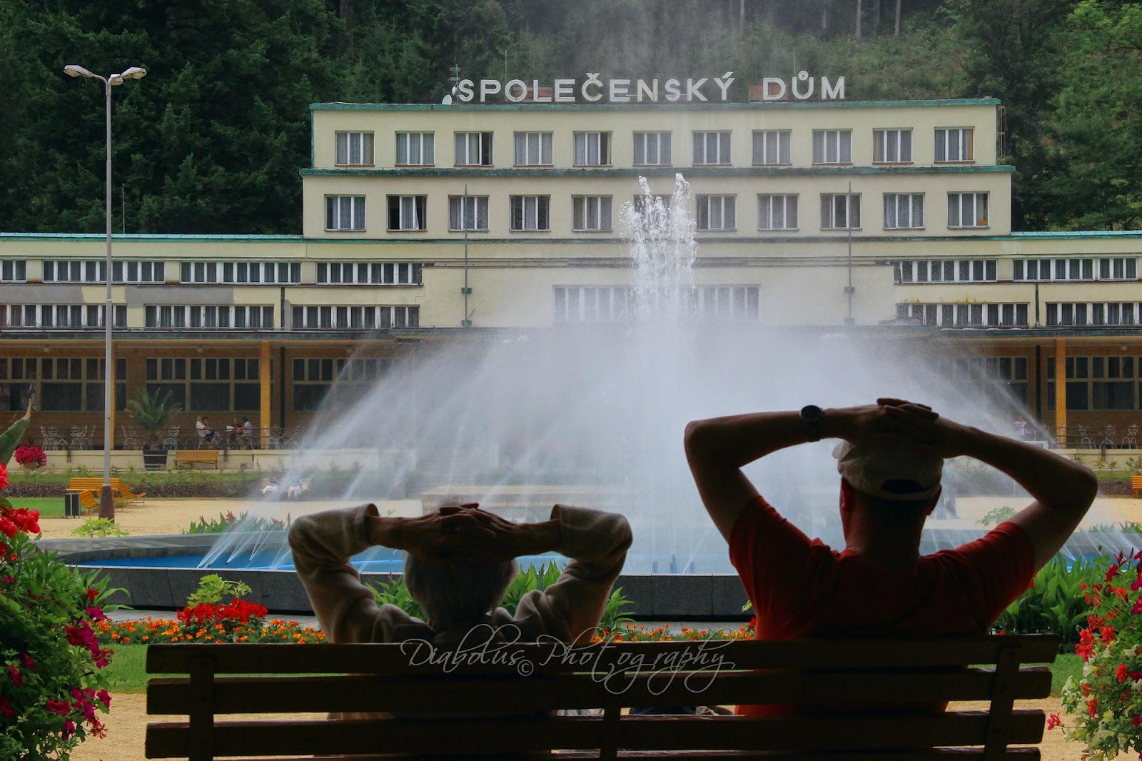 Letní lázeňská pohoda/The Sommer Spa Time
