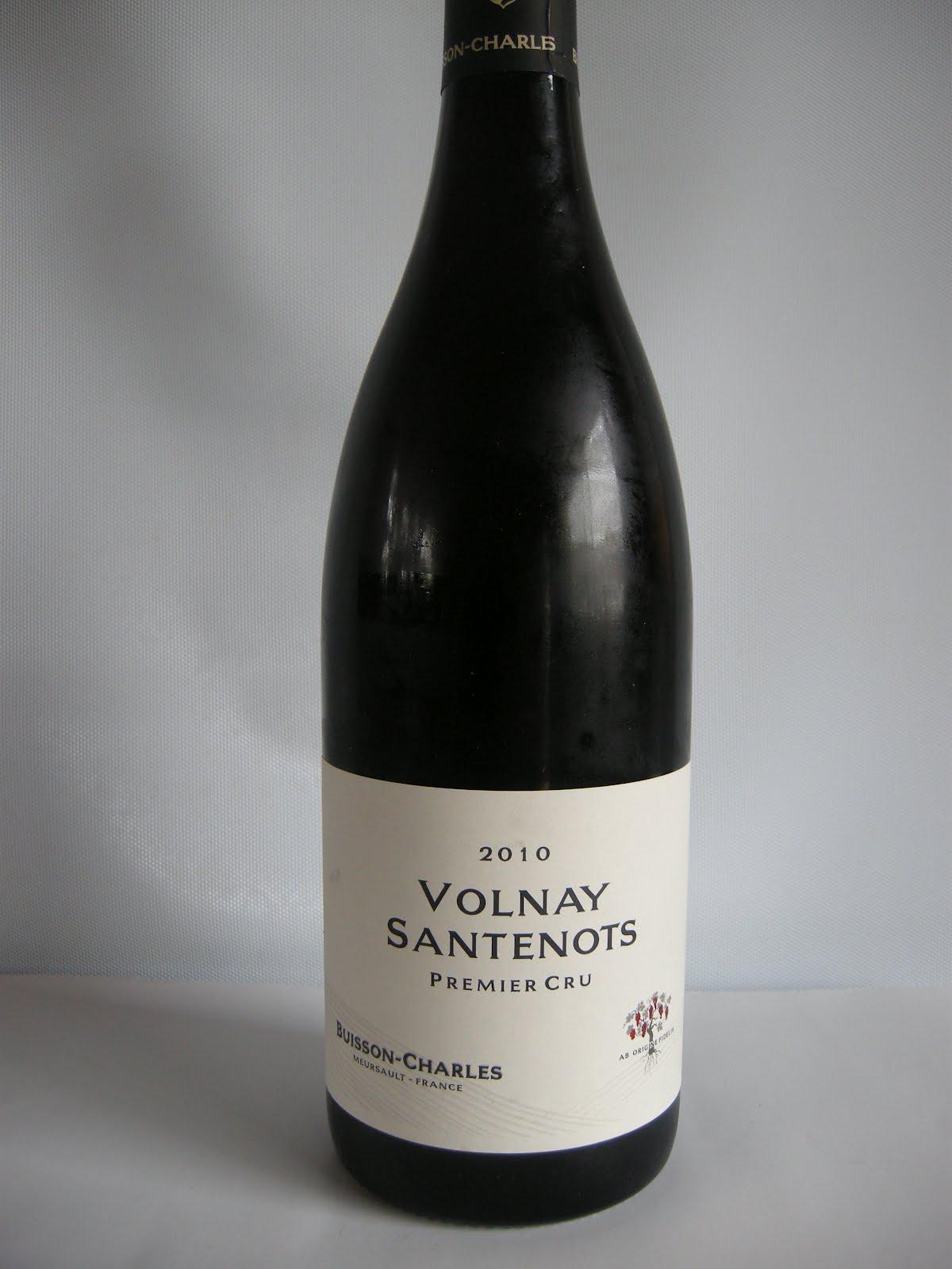 Volnay Santenots