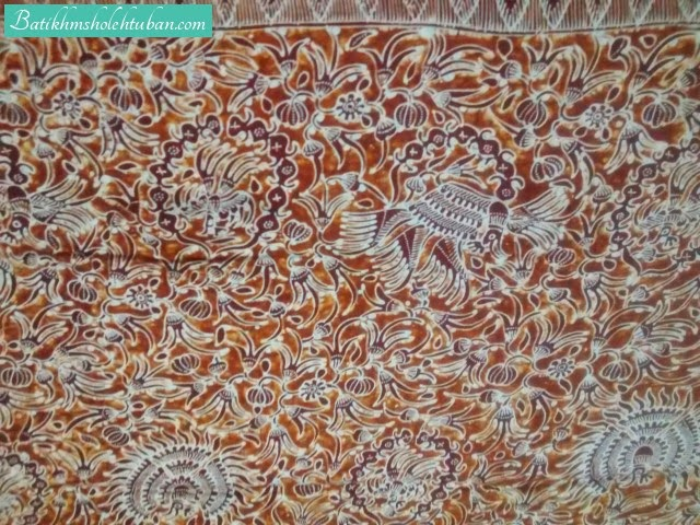 Kain Sutera Batik Tuban 3011F