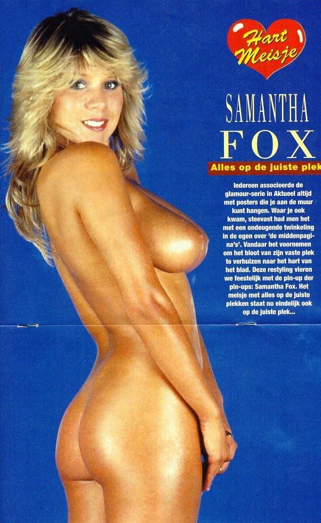 Саманта фокс с больши сиками в порно фото 424-162