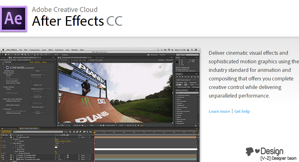 adobe after effects how to make clouds