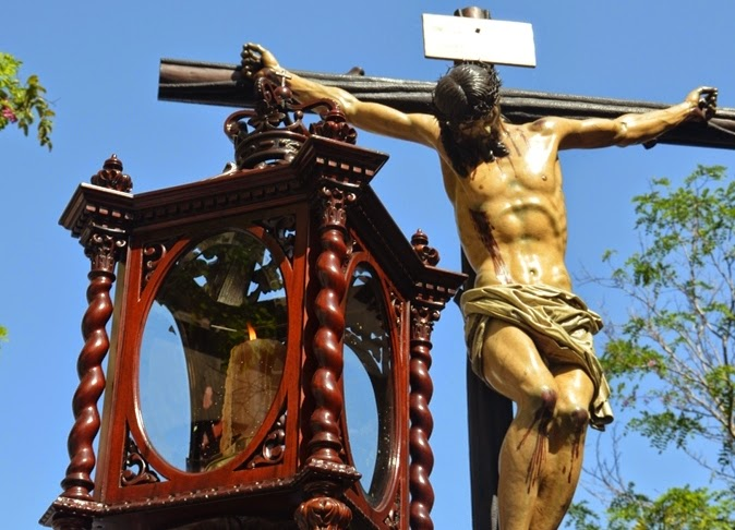 Stmo. Cristo de la Fundación - Sevilla