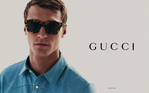gucci, eyeglasses, men, 2015
