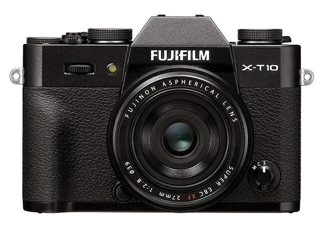 Fotografia della Fujifilm X-T10