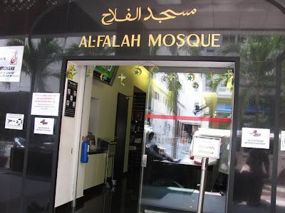 Imam Masjid Di Singapura Dibayar 12 Dolar Sekali Shalat [ www.BlogApaAja.com ]