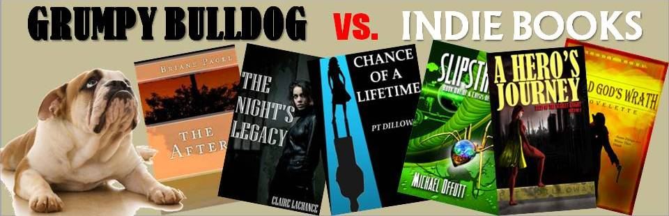Grumpy Bulldog Vs. Indie Books