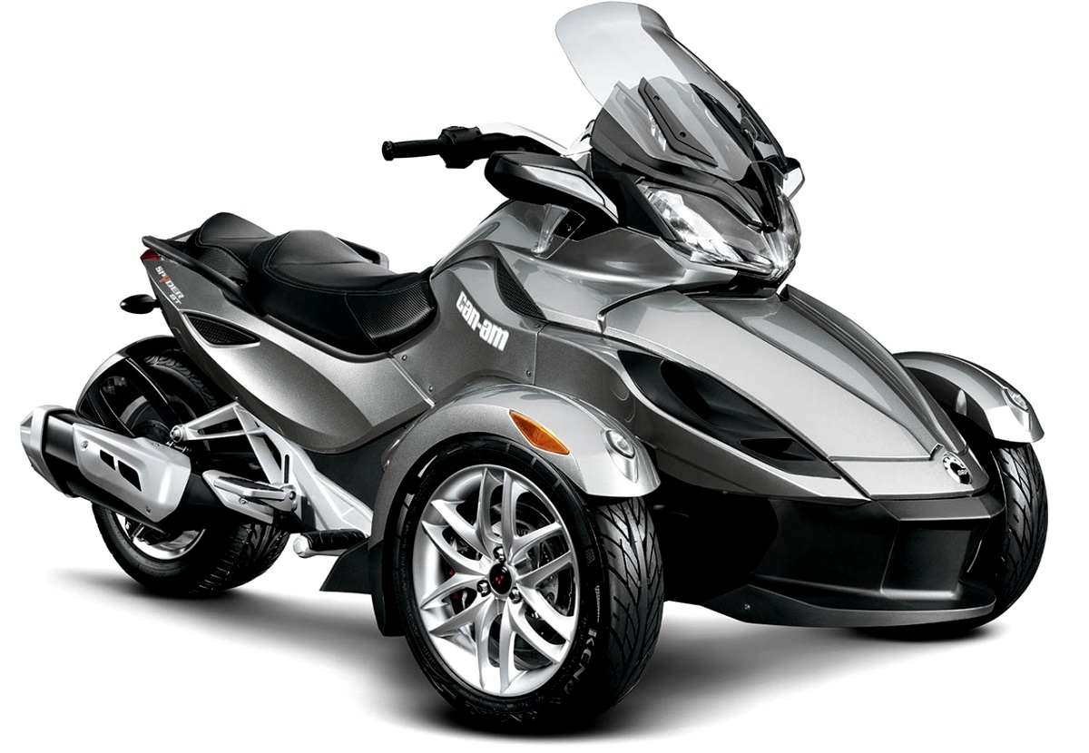 Can-Am Spyder ST-Limited
