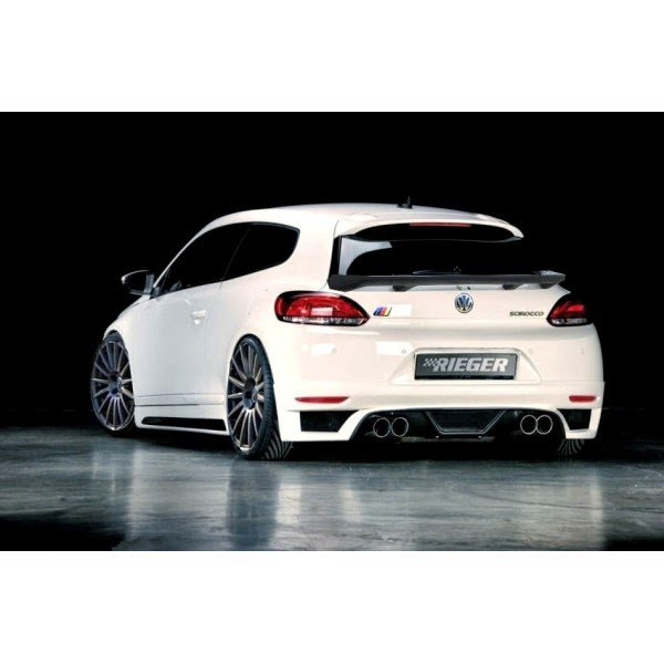 add on VW Scirocco Rieger