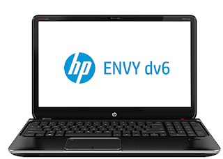 HP ENVY dv6t-7300 Quad Edition Notebook