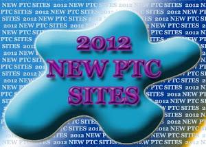 New PTC Sites 2012