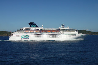 Pullmantur inicia su temporada europea de cruceros en Málaga ~ CRUCERISTAS Y CRUCEROS