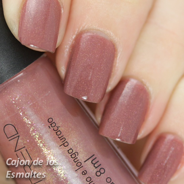 Avon Colortrend Choco Luxo esmaltes invierno
