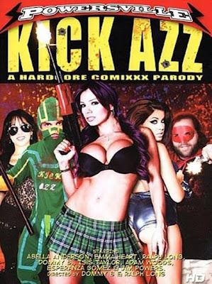 Kick Azz - A Hardcore Comixxx Parody - (+18)