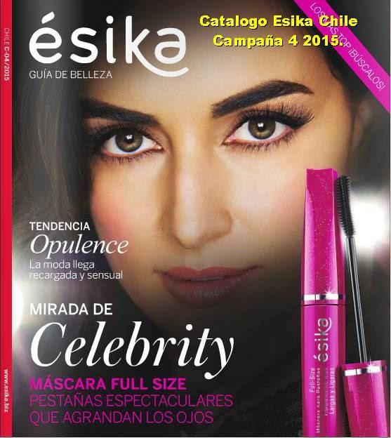Esika Chile Campaña 4 2015