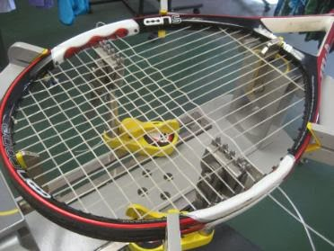 Learn to string your own tennis rackets here with the complete stringing 101 course.