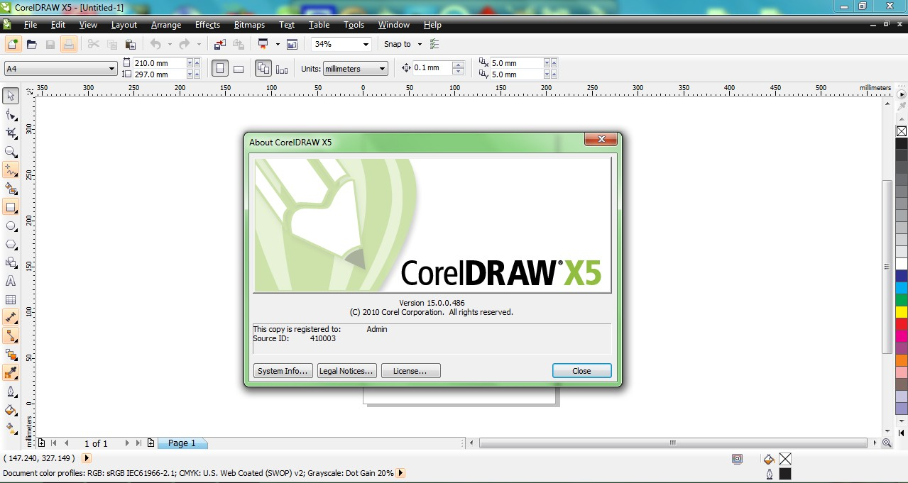 telecharger corel draw x5 gratuit