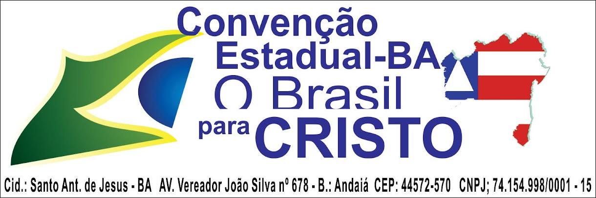 Convenção Estadual O Brasil para Cristo