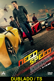 Assistir Need For Speed – O Filme Dublado 2014