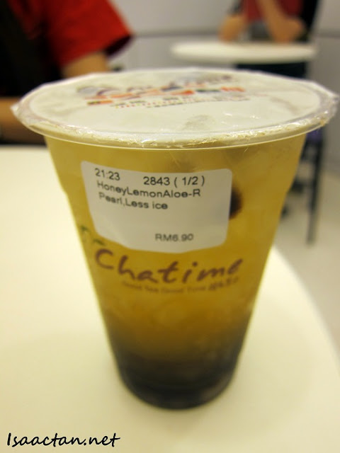 Chatime Sunway Canival Mall