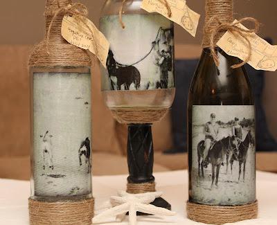 Photo bottles