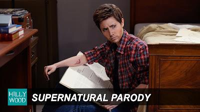 ABD, dean, dizi, eğlence, Jared Padalecki, Jensen Ackles, komedi, komik, Misha Collins, parodi, parody, sam, spoiler, supernatural, Supernatural Parody, The Hillywood Show, walking dead,