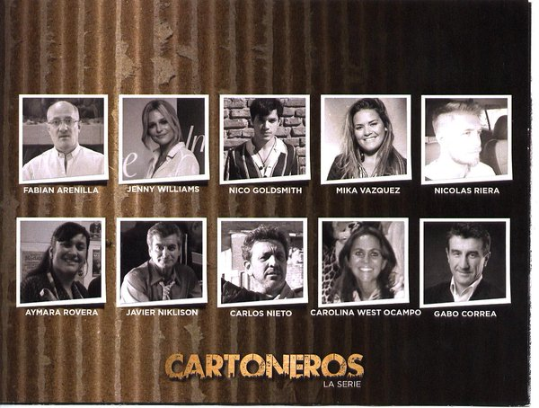 serie CARTONEROS