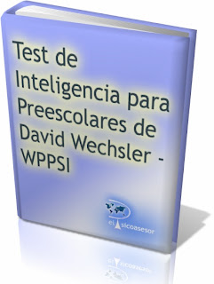 Test de Inteligencia para Preescolares de David Wechsler - WPPSI