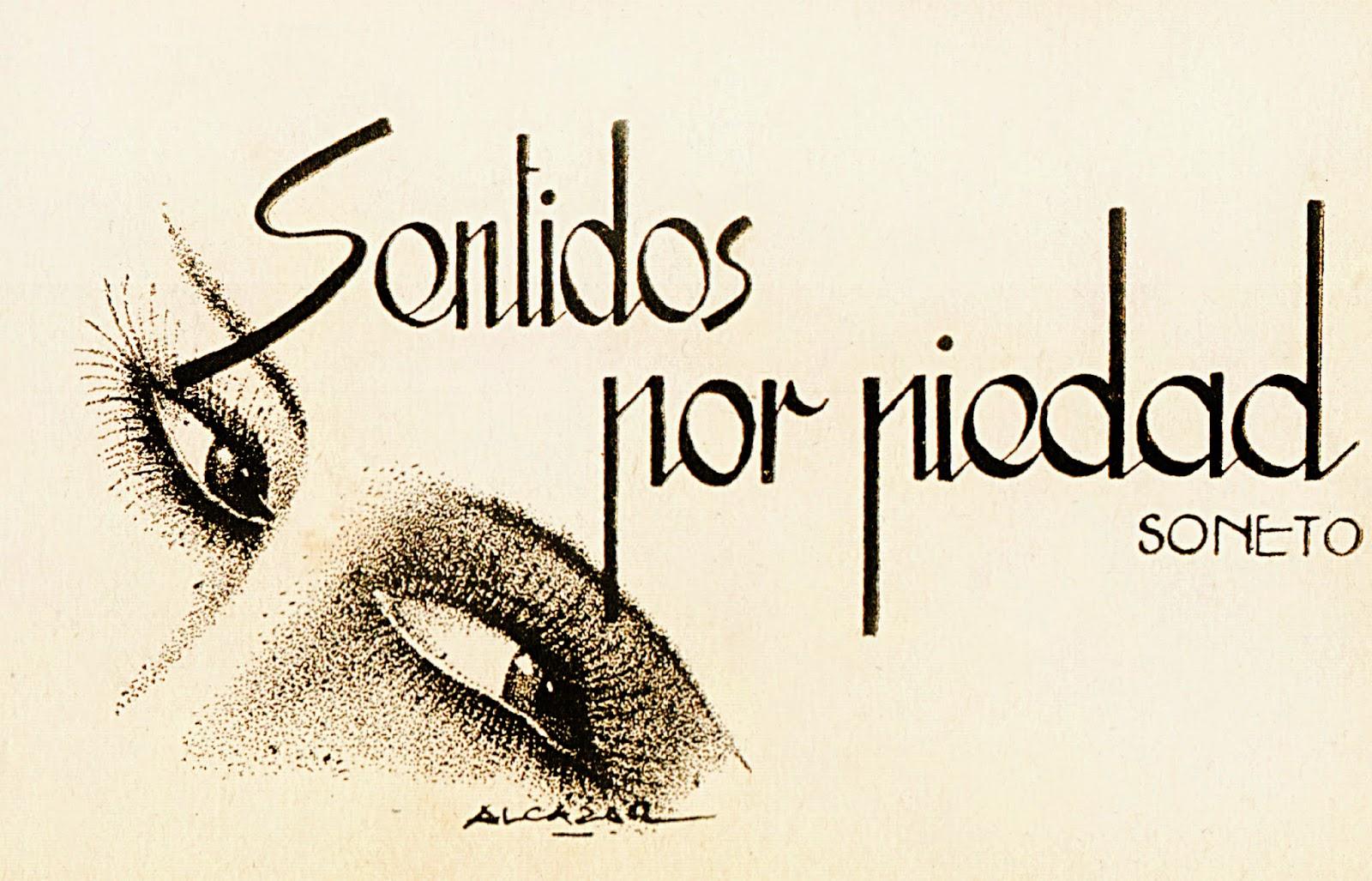 sentidos, amador porres, poema, soledad