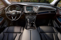 Buick Envision (2016 North American Spec) Dashboard