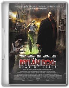 Filme Dylan Dog e as Criaturas da Noite DVDRip