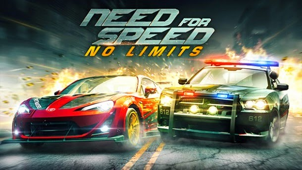Need for Speed: No Limits chega em 2015 para iPhone e Android