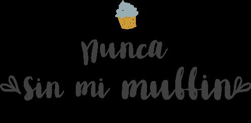 Plantilla { Nunca sin mi muffin }