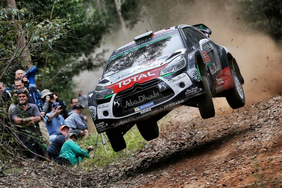 World Rally Championship in Australia
