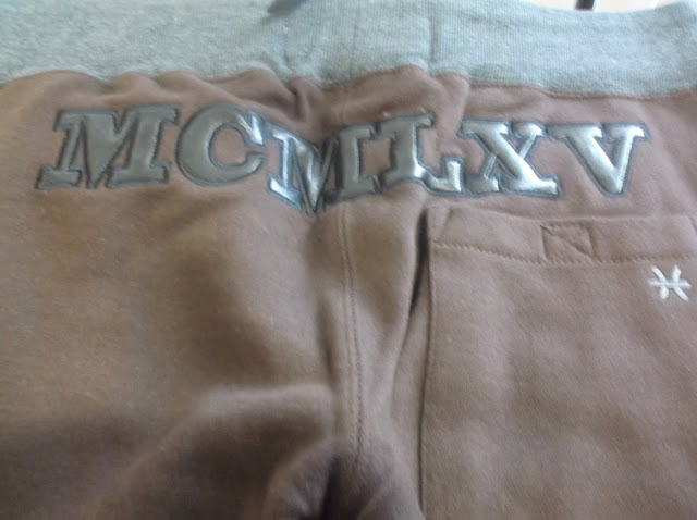65 MCMLXV Men Sweat Pants Review