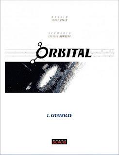 page 1 - Orbital Tome 1 par Sylvain Runberg et Serge Pellé